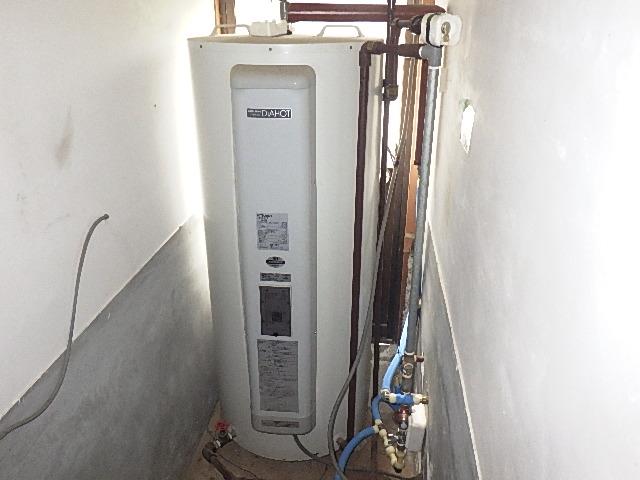電気温水器からガス給湯器に交換しました