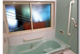 お風呂をリフォームしました