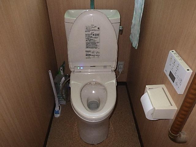 氷見市の修理・お直し 「トイレのリモコン動作しない修理」
