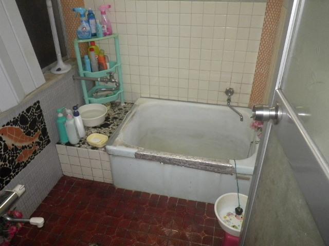 K様邸 浴室リフォーム開始!