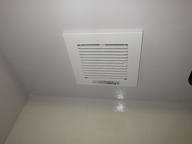 氷見市の小工事 「浴室換気扇!パパっと交換、快適入浴♪」