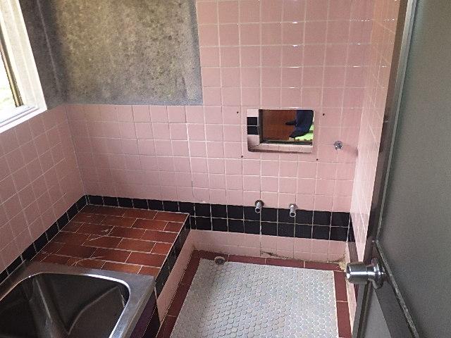 【氷見市】H様邸 浴室リフォーム開始!