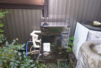 氷見市の石油給湯器交換工事 「錆に強いステンレス外装☆」