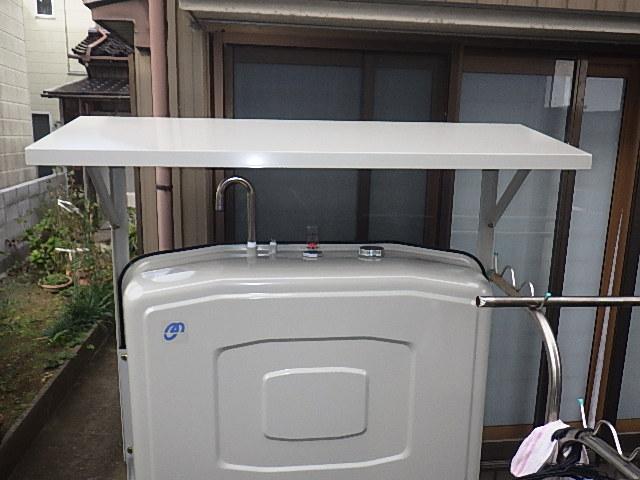 氷見市の灯油タンク交換 「雨除け用のカバー付き!」