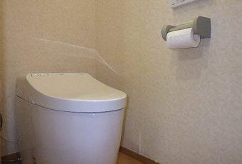 氷見市のトイレ交換 「最高峰のネオレスト☆充実機能&美しいフォルム」