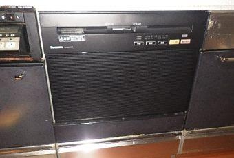 氷見市の食器洗い乾燥機交換 「ワイドタイプ」