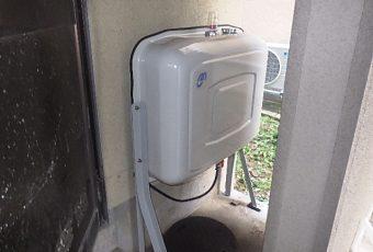 氷見市の灯油タンク交換 「90リットル、壁ピタ、工期は約2時間」