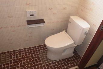 【氷見市】N様邸 和式→洋式トイレにリフォーム!<6日目> ☆完成☆