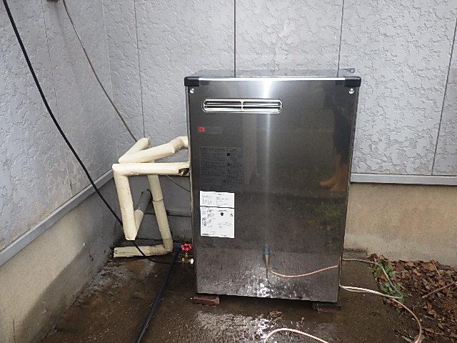 氷見市の灯油ボイラー交換工事 「お湯が出ない!!修理不可… 大至急交換!」