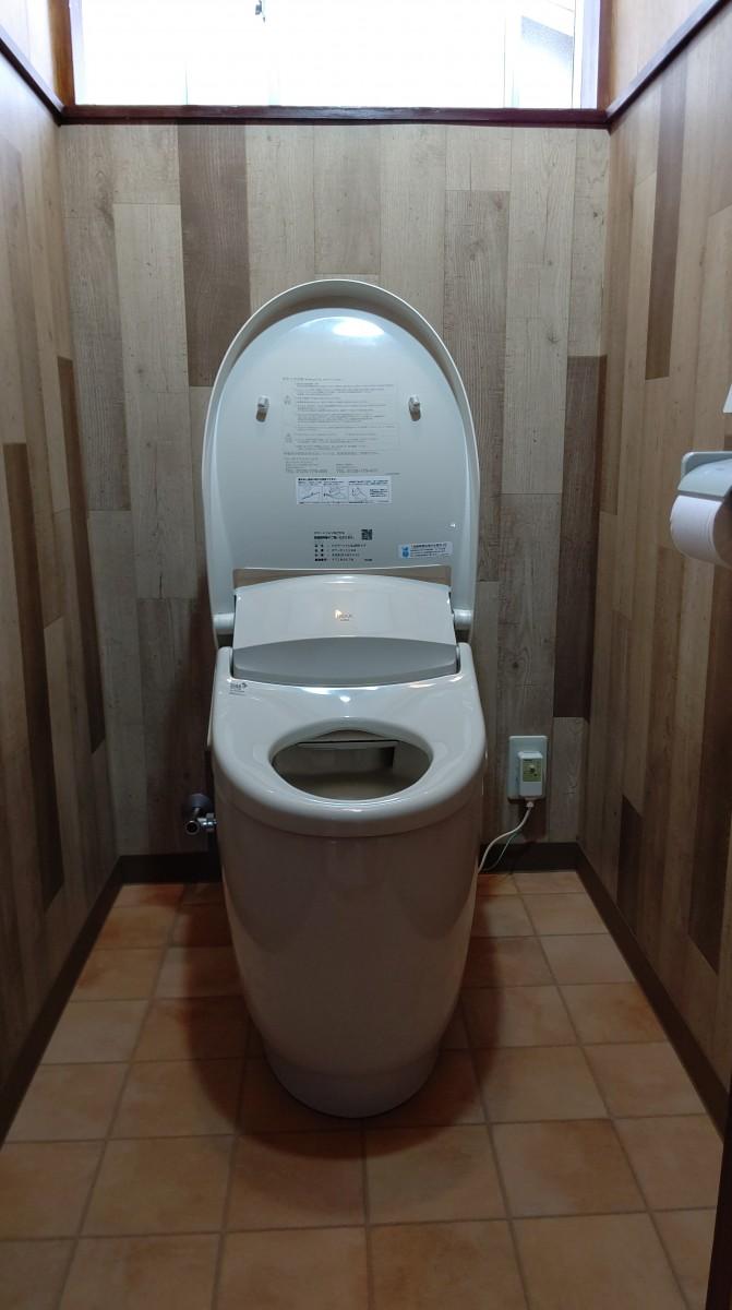 【氷見市】I様邸 和式トイレを洋式化 ☆完成☆ ~工期4日間~