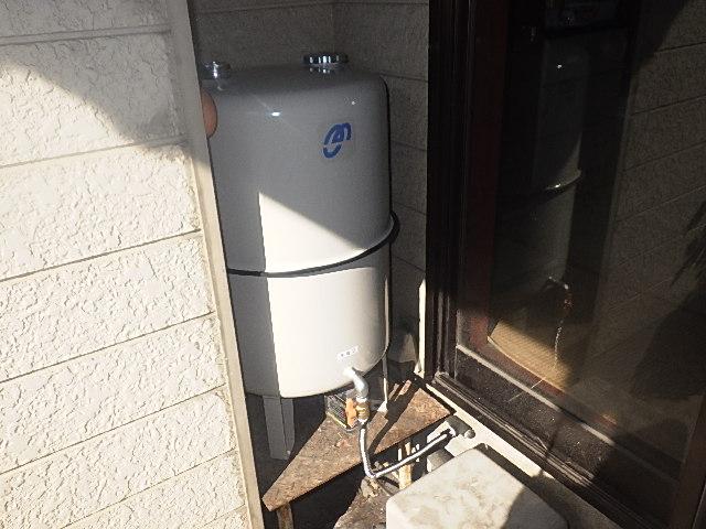 氷見市の灯油タンク交換 「90Lタンク」