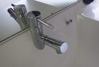 氷見市の水栓修理 「水がポタポタ漏れる ×2か所」