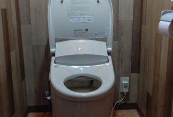 氷見市のトイレリフォーム 「和式トイレ→洋式トイレ」