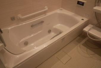氷見市の浴室リフォーム 『タイル風呂からシステムバスへ』