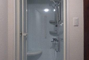 氷見市の浴室リフォーム 『シャワールーム新設』
