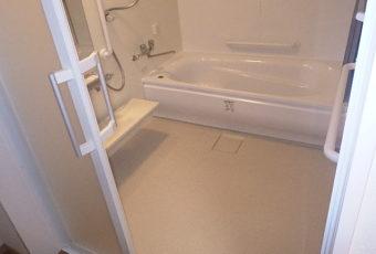 氷見市の浴室リフォーム 『システムバス新設!』