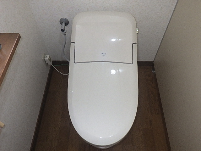 【氷見市】トイレ交換