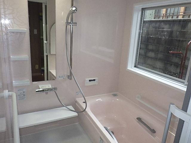 氷見市の浴室リフォーム 『システムバス』