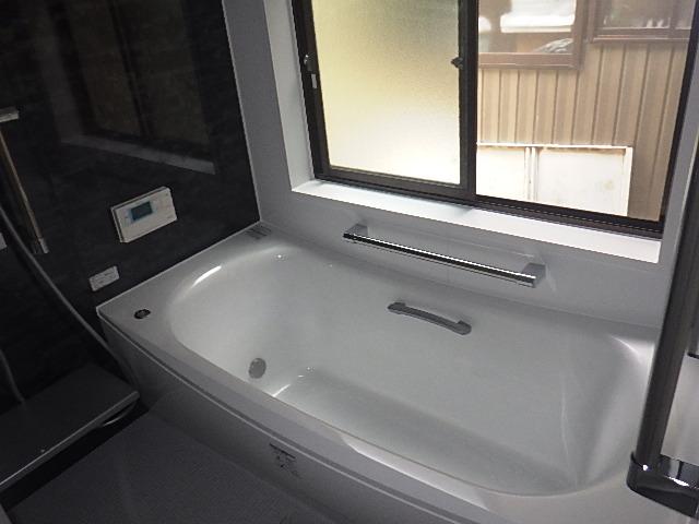 氷見市の浴室リフォーム 『システムバスの入替えリフォーム』