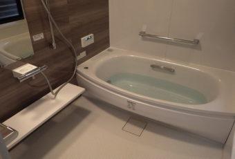 氷見市の浴室リフォーム 『システムバス入替え』