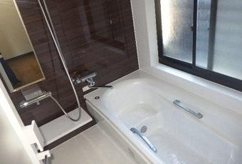 氷見市の浴室リフォーム 『システムバス入替え工事』