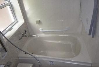 氷見市の浴室リフォーム 『タイル風呂からシステムバス』