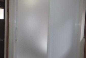 完成3:スライドドア