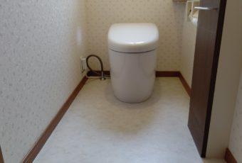 「内装&トイレ交換」1DAYリフォーム