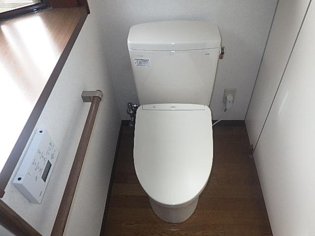 トイレ交換はこころリフォームにお任せ下さい