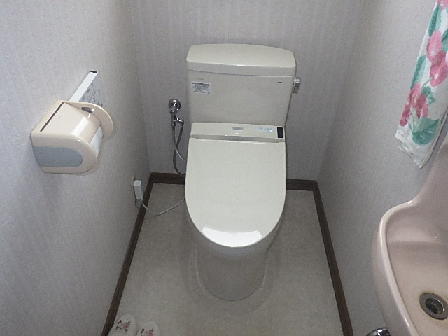 トイレ交換はこころリフォームにお任せ下さい(^^♪