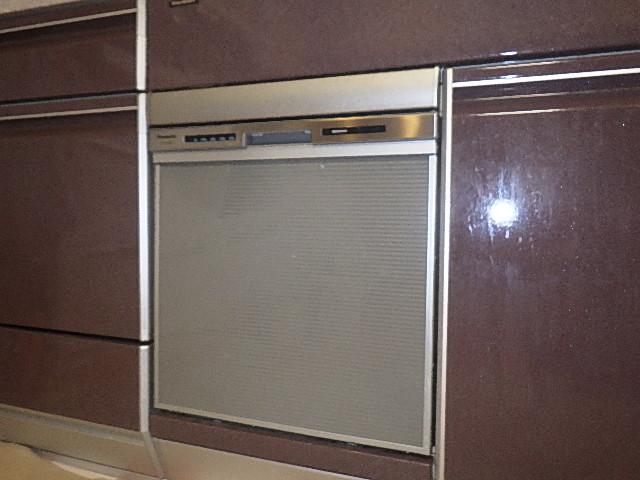 氷見市のビルトイン食洗器交換はこころリフォームにお任せ下さい(^^♪