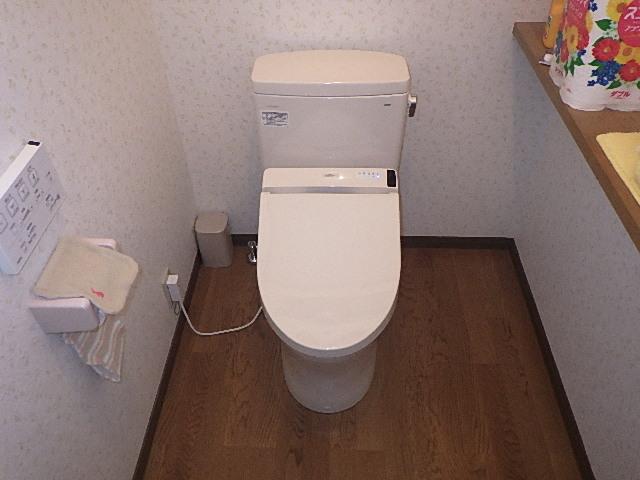 氷見市のトイレ交換はこころリフォームにお任せ下さい(^^♪