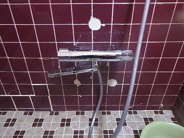 浴室シャワー交換 オンライン相談