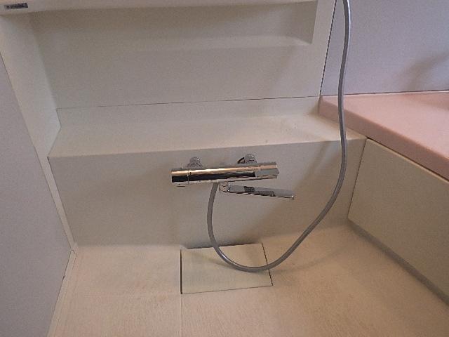 浴室水栓交換工事 <p>☆住まいの設備交換☆<p>