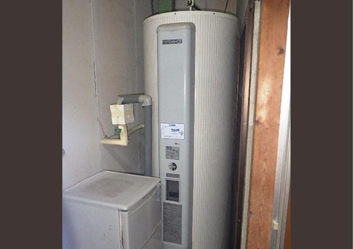 温水器現場調査 <p>☆住まいの設備交換☆<p>