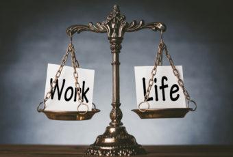 自分の時間と仕事の時間