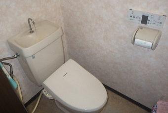 トイレの現場調査へ