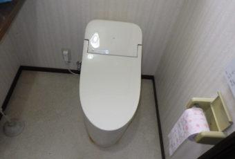 氷見市のトイレ交換工事